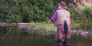 Paint River Fly Fishing Trip 082705 043.2