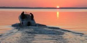 Sunset Boat2